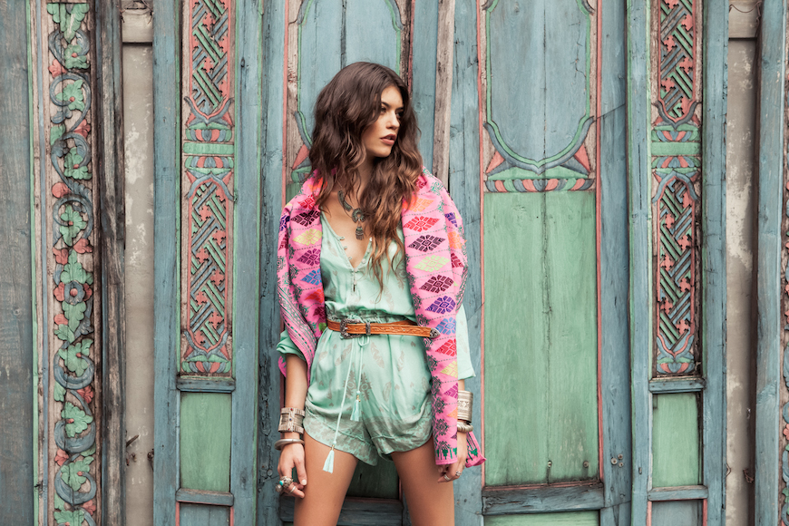 04_Spell_Spring14_Turquoise-Playsuit-