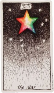 the star card wild uknown tarot